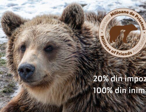 20% din impozit, 100% din inimă!