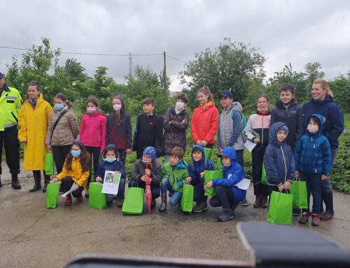 Children's Day at the Public Shelter